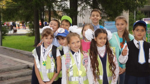 пдд МБНОУ Гимназия17 Задание 4 Юидовцы это наша держава большая и дружная семья